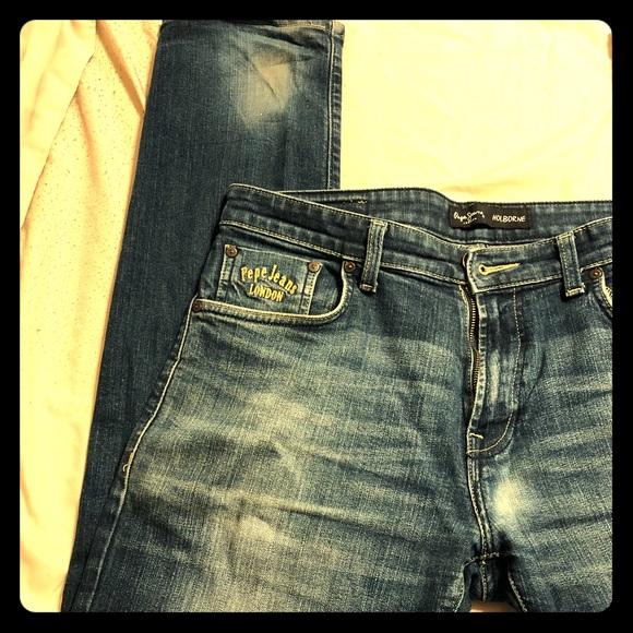 super popular 13a6f 7662f Men's Pepe Jeans London